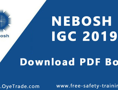 NEBOSH IGC PDF Download