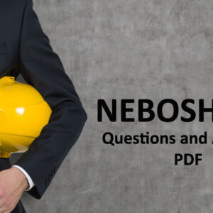 NEBOSH IGC Questions and Answers PDF