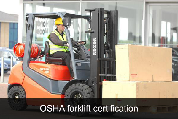 Forklift Operator Training - Demo